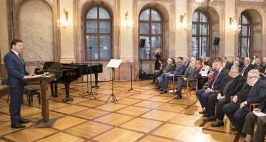 Speech by Radka Vondráčka on the Holocaust Remembrance Day (25 January 2019)
